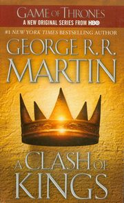 A Clash of Kings, Martin George R.R.
