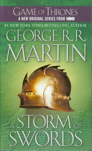 A Storm of Swords, Martin George R.R.