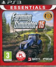 PlayStation 3 Essentials Farming Simulator,