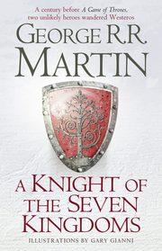 ksiazka tytuł: A Knight of the Seven Kingdoms autor: Martin George R.R.