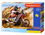 Puzzle Dirt Bike Power 300,