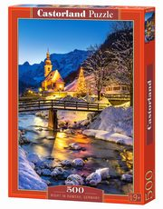 Puzzle Night in Ramsau Germany 500,