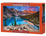 Puzzle Sunrise at Moraine Lake, Canada 500,