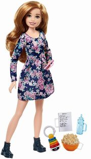 Barbie Skipper Babysisters FHY90,