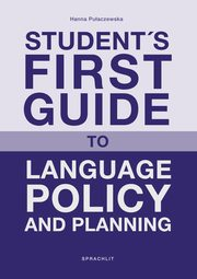Student�s First Guide to Language Policy and Planning , Hanna Pulaczewska