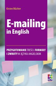 E-mailing in English,