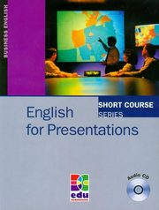 English for Presentations + mp3 do pobrania, Marion Grussendorf